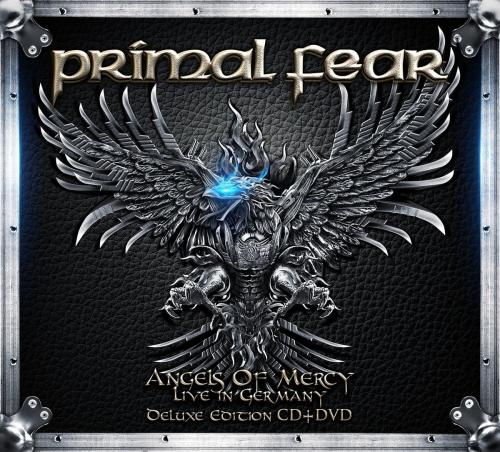 Cover - Primal Fear – Angels Of Mercy – Live In Germany (CD+DVD)