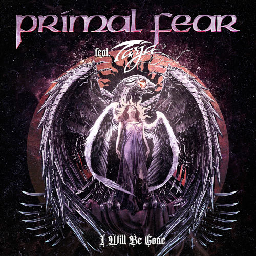 Cover - Primal Fear – I Will Be Gone