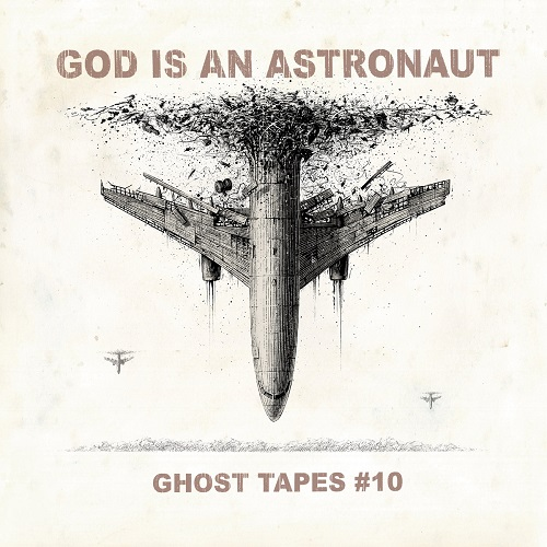 Cover - God Is An Astronaut – Ghost Tapes #10