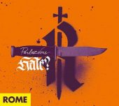 Rome - Parlez-Vous Hate? - CD-Cover