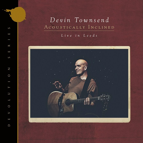Cover - Devin Townsend – Acoustically Inclined – Live in Leeds