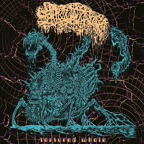 Sanguisugabogg - Tortured Whole - Cover