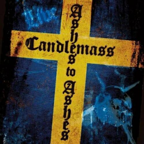 """Das Cover von """"Ashes To Ashes"""" von Candlemass"""