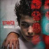 Tetrarch - Unstable - CD-Cover