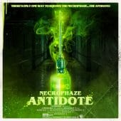 Wednesday 13 -  Necrophaze – Antidote (EP) - CD-Cover