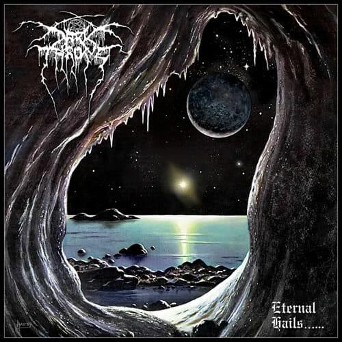 """Das Cover von """"Eternal Hails"""" von Dark Throne"""