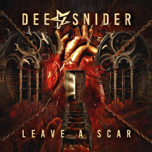Dee Snider - Leave A Scar - Cover