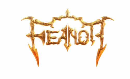 Das Logo der Band Feanor