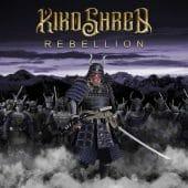 Kiko Shred's Rebellion - Rebellion - CD-Cover