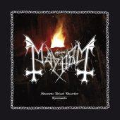 Mayhem - Atavistic Black Disorder / Kommando (EP) - CD-Cover