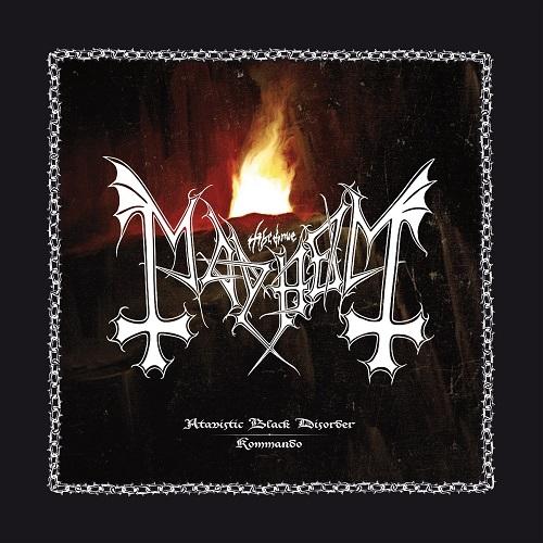 Cover - Mayhem – Atavistic Black Disorder / Kommando (EP)