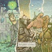 Methadone Skies - Retrofuture Caveman - CD-Cover