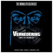 The Monolith Deathcult - V3 - Vernedering: Connect The Goddamn Dots - CD-Cover