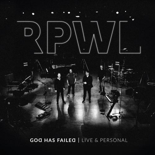 RPWL - God Has Failed   Live & Personal - Cover