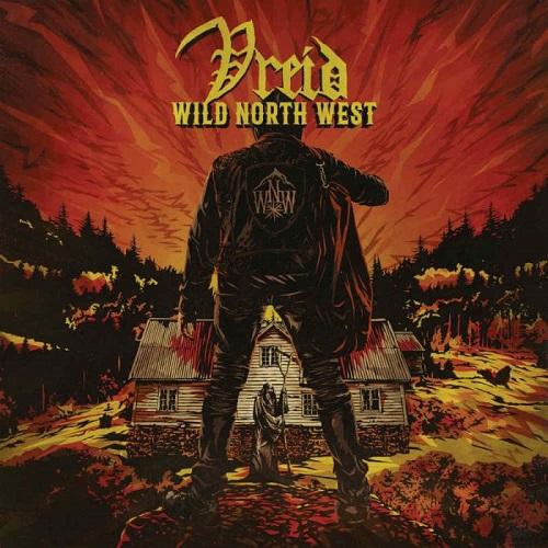 Cover - Vreid – Wild North West