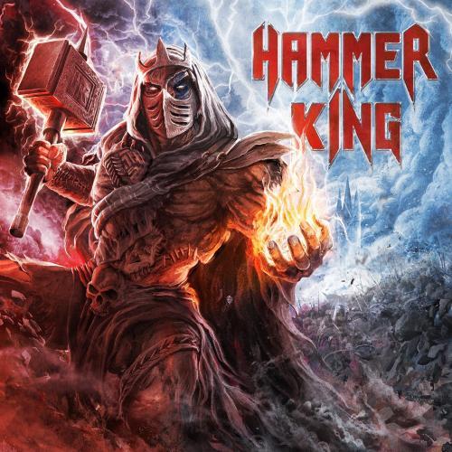 Das Cover des gleichnamigen Albums von Hammer King
