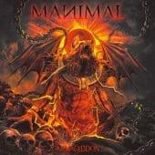 Manimal - Armageddon - CD-Cover