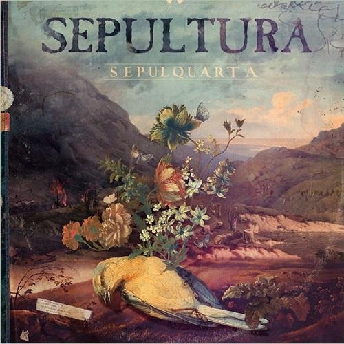 Cover - Sepultura – SepulQuarta