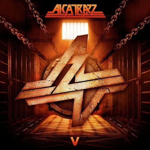 """Das Cover von """"V"""" von Alcatrazz"""