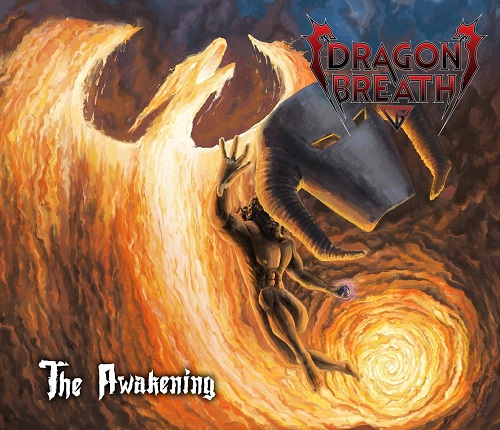 """Das Cover von """"The Awakening"""" von Dragonbreath"""