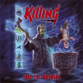 Killing - Face The Madness - CD-Cover