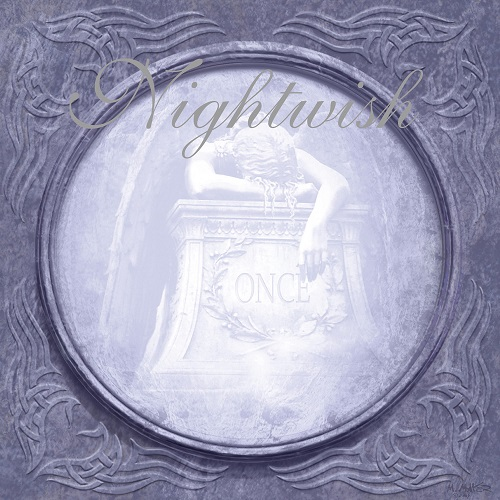 Cover - Nightwish – Once (2021 Remaster)