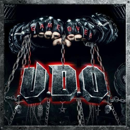 """Das Cover von """"Game Over"""" von U.D.O."""