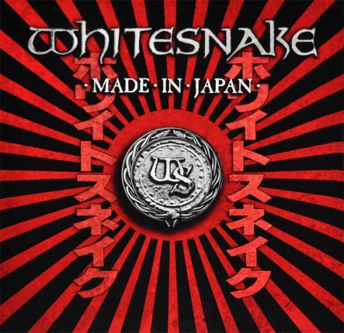 """Das Cover von """"Made In Japan"""" von Whitesnake"""