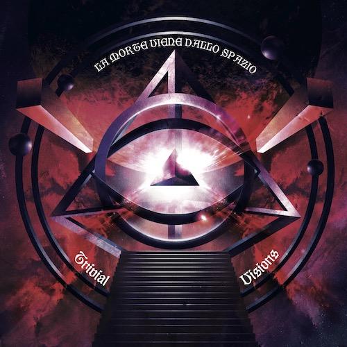 La Morte Viene Dallo Spazio - Trivial Visions - Cover