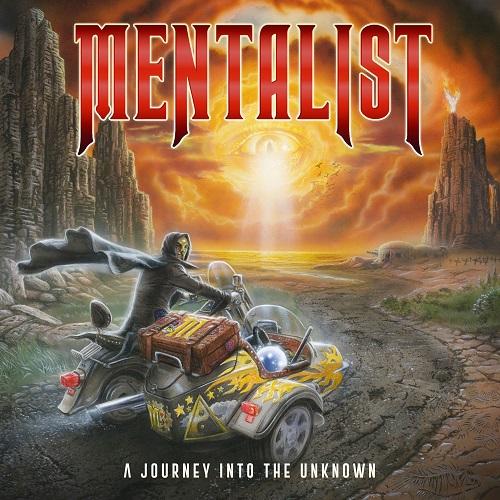 """Das Cover von """"A Journey Into The Unknown"""" von Mentalist"""