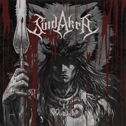 Suidakra - Wolfbite - Cover
