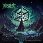 Wizardthrone - Hypercube Necrodimensions - CD-Cover