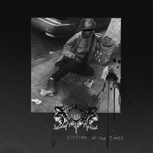 Cover - Xasthur – Victims Of The Times