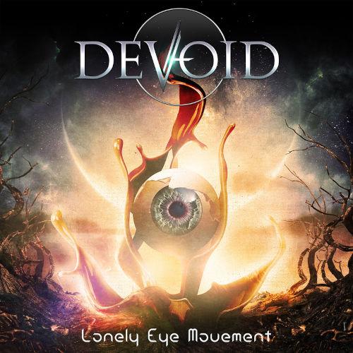 """Das Cover von """"Lonely Eye Movement"""" von Devoid"""