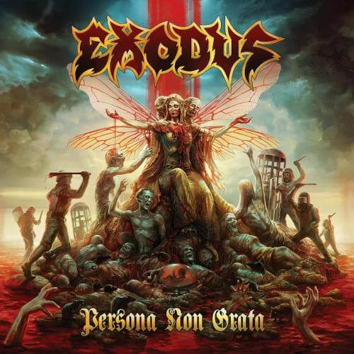 "Das Cover von ""Persona Non Grata"" von Exodus"