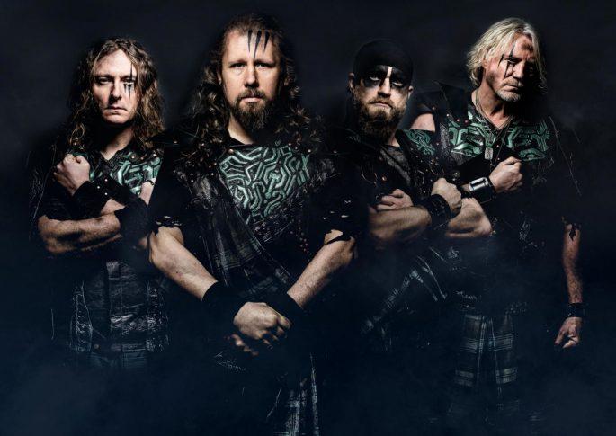 Ein Foto der Heavy-Metal-Band Hammer King