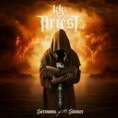 KK's Priest - Sermons Of The Sinner - CD-Cover