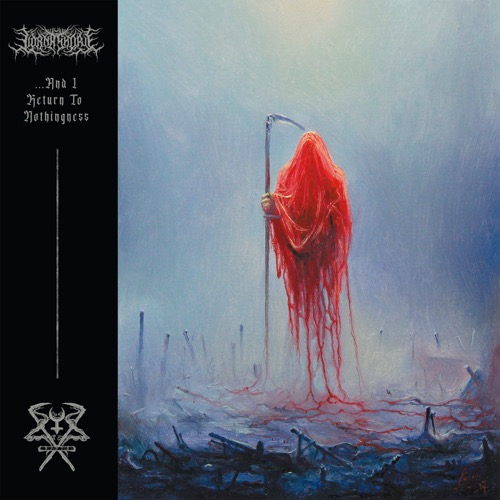 Cover - Lorna Shore – …And I Return To Nothingness (EP)