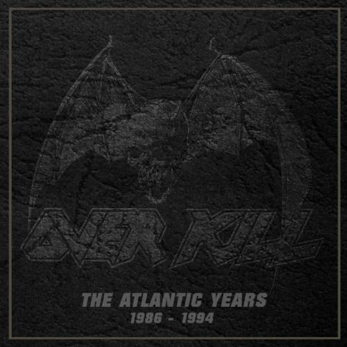 """Das Cover von """"The Atlantic Years 1986 - 1994"""" von Overkill"""