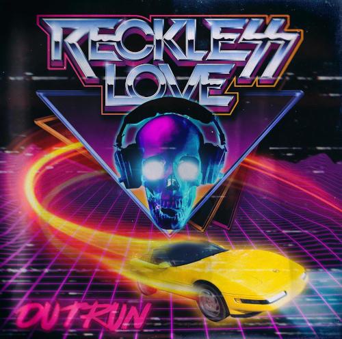 """Das Cover von """"Outrun"""" von Reckless Love"""