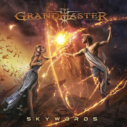 """Das Cover von """"Skywards"""" von The Grandmaster"""