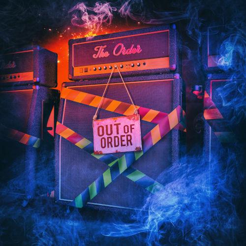 """Das Cover von """"Out Of Order"""" von The Order"""