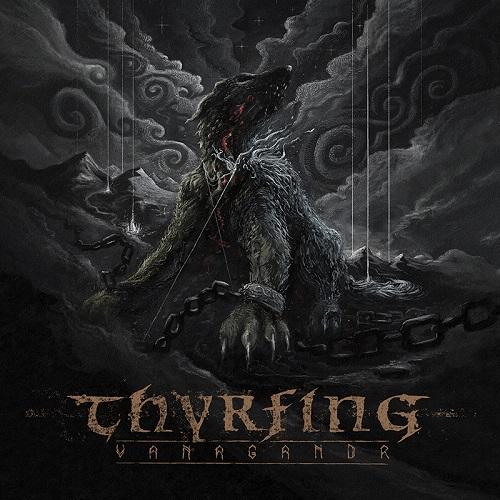 Thyrfing - Vanagandr - Cover