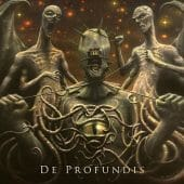 Vader - De Profundis (Re-Release) - CD-Cover