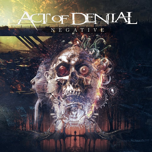 Cover - Act Of Denial – Negative