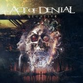 Act Of Denial - Negative - CD-Cover