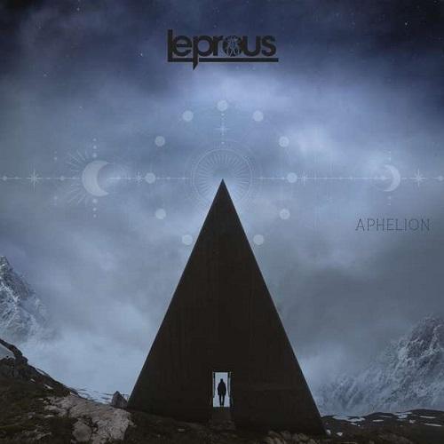 Cover - Leprous – Aphelion