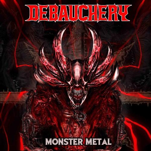 Debauchery - Monster Metal - Cover