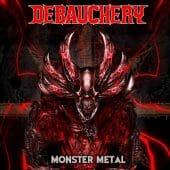 Debauchery - Monster Metal - CD-Cover