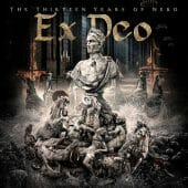 Ex Deo - The Thirteen Years Of Nero - CD-Cover